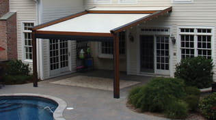 residential retractable pergola gallery 2