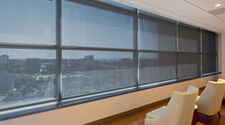 commercial standard roller shade 1