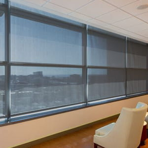 commercial motorized shade systems