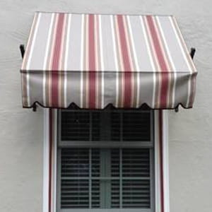 fabric window awning