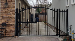 residential electric gate 4