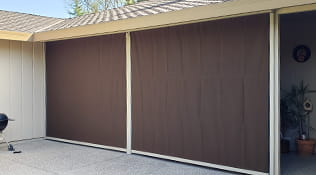 residential outdoor roller shade gallery 10