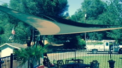 residential outdoor shade sail gallery 5