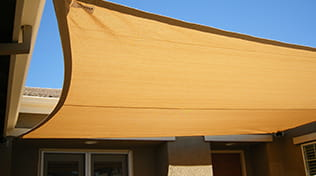 residential outdoor shade sail gallery 9