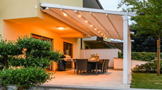 residential pergola awning gallery 1