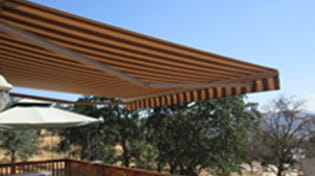 residential retractable awning gallery 5
