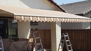 residential retractable awning gallery 6