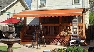 residential retractable awning gallery 7